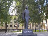 Памятник Виктору Савину