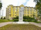 Памятник Павшим в боях за советскую власть в Коми крае