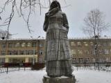 Памятник Домне Каликовой